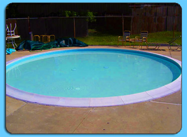 Commercial Swimming Pool Applying Scratch Coat