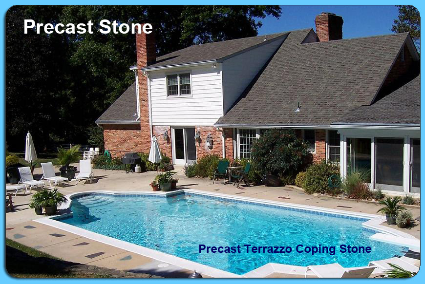 Pool Coping Styles Watermark Swimming Pool Services