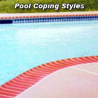 Pool Coping Styles