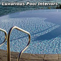 Luxurious Pool Interiors